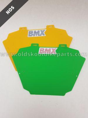 Raceplate BMX