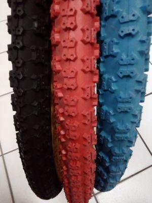 Tire 20x1.75 blue-gumwall