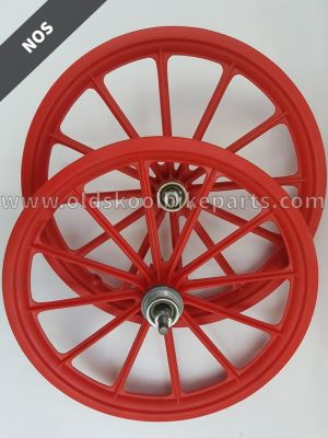 Wheelset nylon 16 inch
