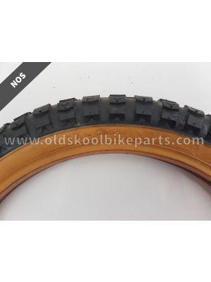 Tire 16x2.125 gumwall