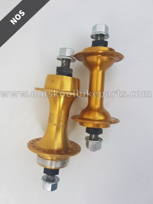 Maillard treaded hubset blue-gold