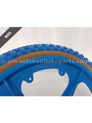 Good Year BMX Tire 20x1.75 (Red/Blue)