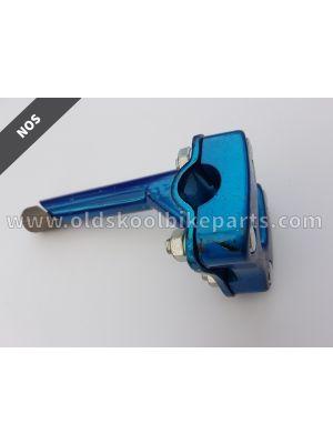 BMX stem blue