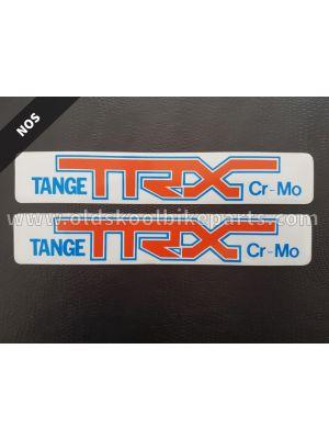Tange TRX Forkdecals