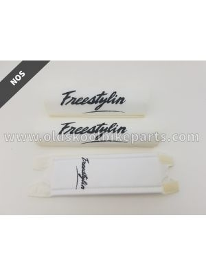 Freestyling padset white