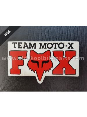 Patch Fox (different colors available)