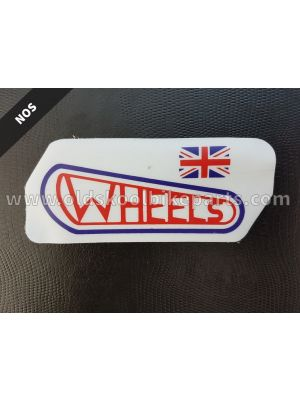 Patch Birmingham Wheels