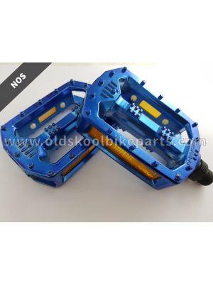 MKS BM-15 9/16 Pedals (blue)