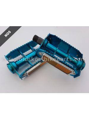 Rattraps 9/16 Pedals blue