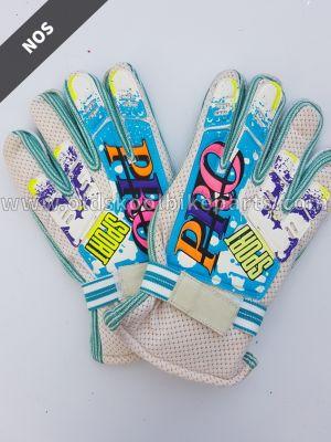 Gloves Pro Sport white-babyblue