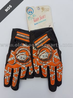 Gloves Mongoose orange