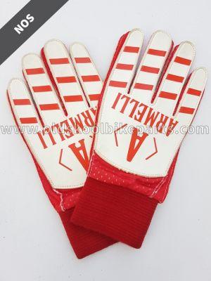Gloves Armelli red-white