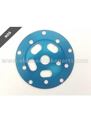 Disc Spider Alloy blue