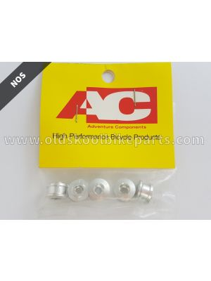 AC Chainringbolts Alloy 5pcs