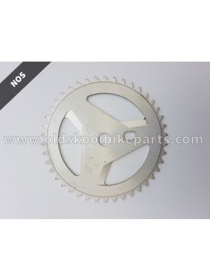 Chainring Opc Mongoose silver