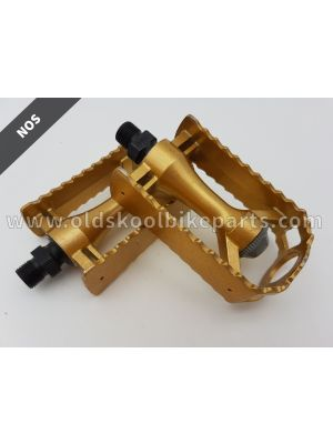 SR Pedals gold (pair)