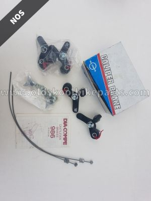 Dia-compe canti brake set 986