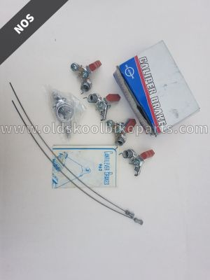 Dia-compe canti brake set 962