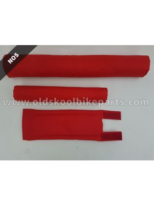 Padset Nylon (Red/Blue)