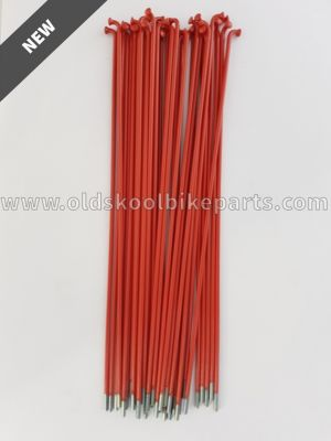 Spokes Zinc 14 36pcs Red