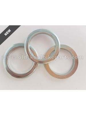 Headset Spacers 1 inch ( 3 pcs )