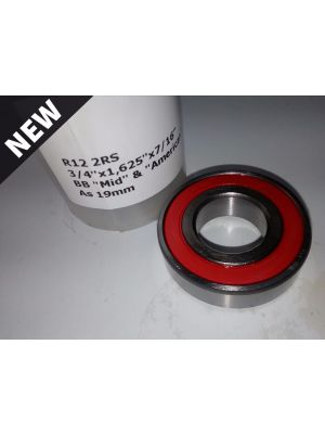 Bearing Bracket Mid-USA 19mm Axle R-12