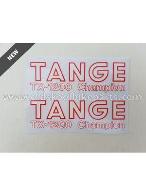 Tange TX-1200 champion