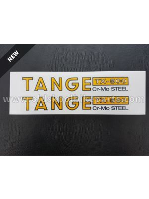 Tange TX-500 Fork Decals