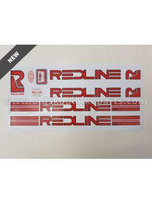 Redline decalkit MXII