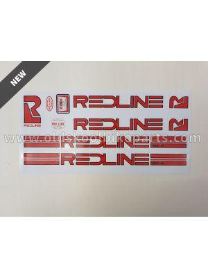 Redline decalkit MXIII