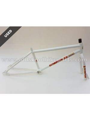 Scorpion ZX-300 frame and fork